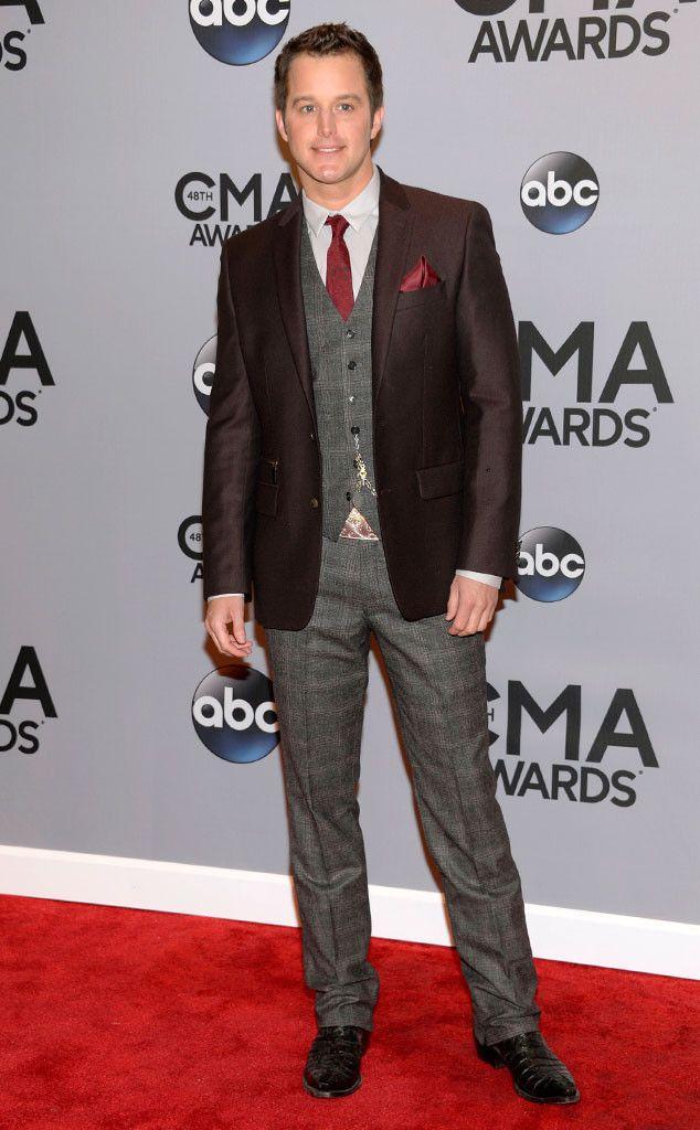 Свадьба - Easton Corbin From 2014 CMA Awards Red Carpet Arrivals