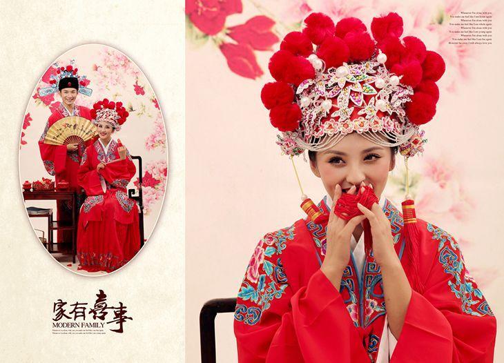 Wedding -  Chinese Wedding 喜喜