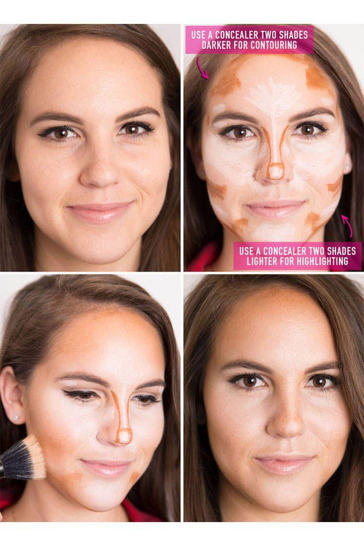 Hochzeit - 20 Concealer Hacks Every Woman Should Know