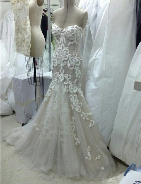 Strapless Dresses - Strapless Wedding Dress Inspiration #2192113 ...