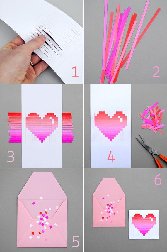 Как делать открытку своими руками фото