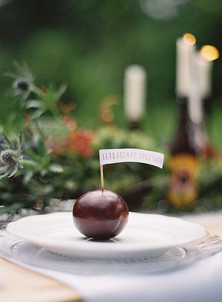 Mariage - Elopement In The Woods Inspiration Shoot