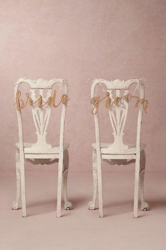 Mariage - Wedding Chairs