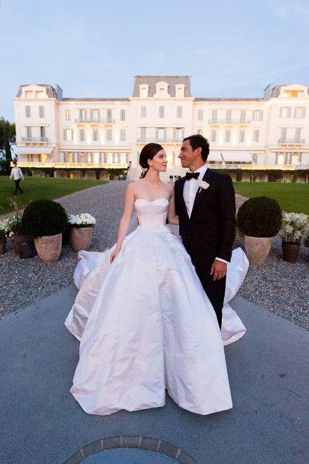 Wedding - Nell Diamond And Teddy Wasserman's Wedding At The Hôtel Du Cap-Eden-Roc