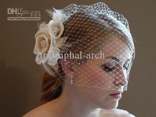 زفاف - Weddings - Accessories - Veils