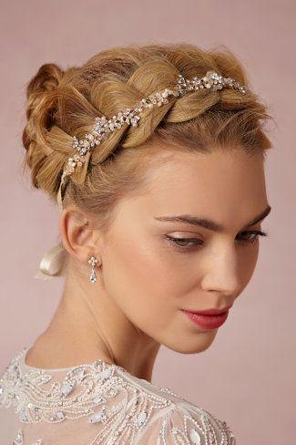Свадьба - Pearl-Petal Halo