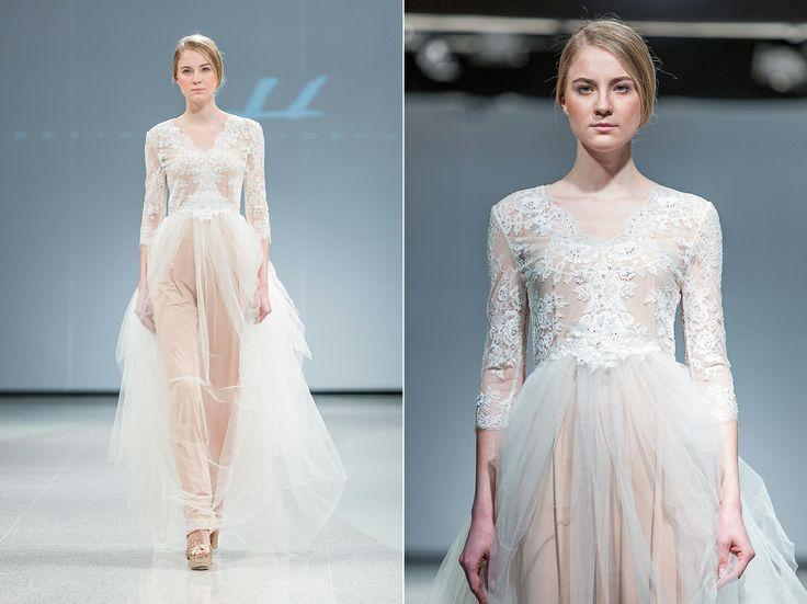Düğün - Long Sleeved & 3/4 Length Sleeve Wedding Gown Inspiration