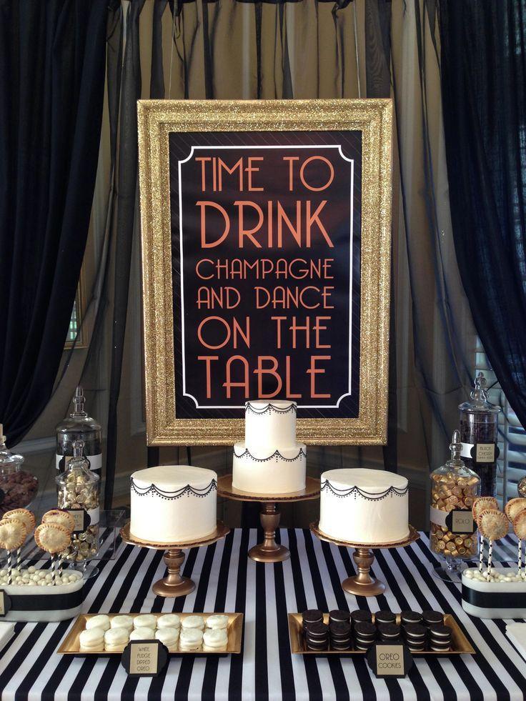 Art deco gatsby 1920s wedding inspiration 2192610 weddbook for Deco inspiration
