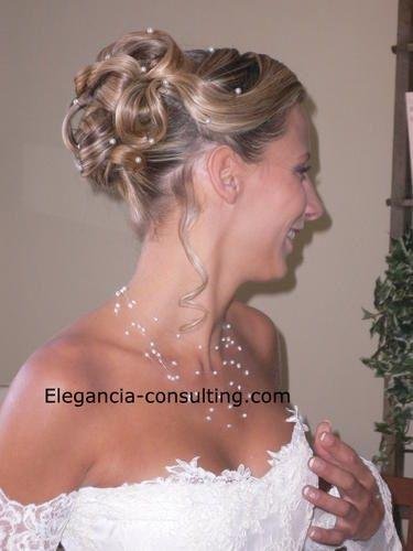 Свадьба - A Bride's Bridal Hair