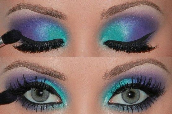 Свадьба - 19 Green Eye Makeup Ideas