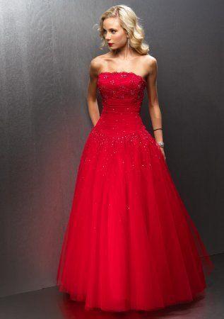 Свадьба - Weddings - Michelle's Ruby & Black Wedding
