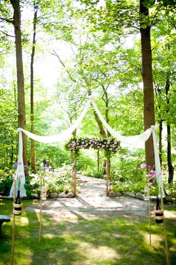 Свадьба - Ohio Backyard Wedding By The Ely Brothers