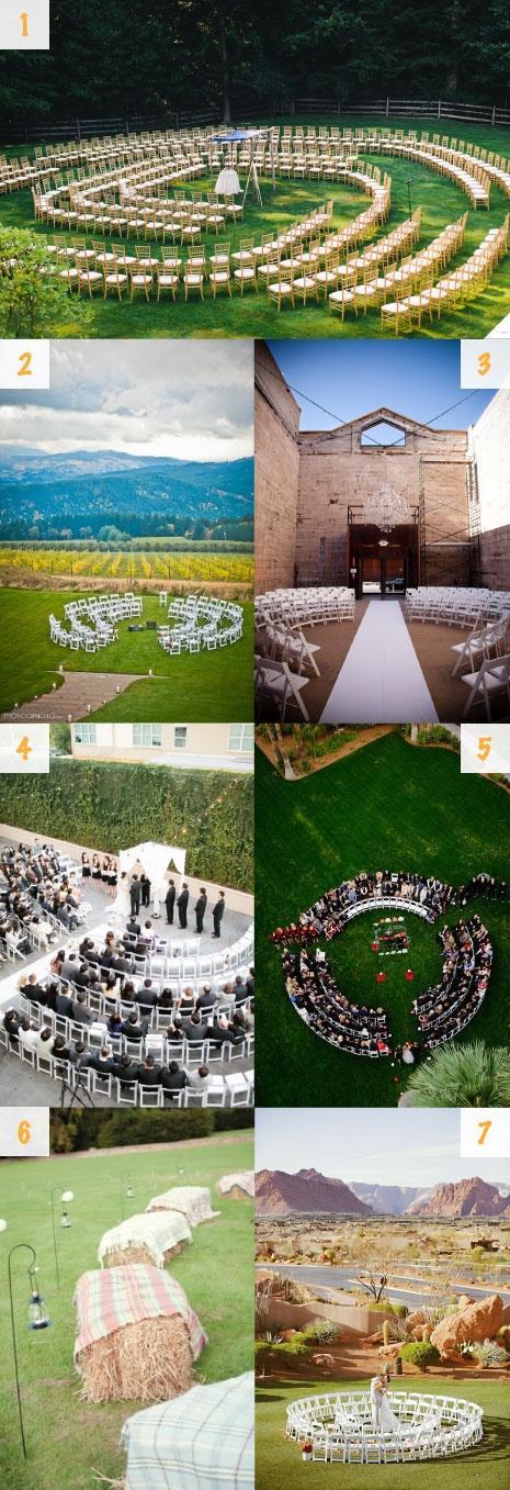 Hochzeit - Arches & Backdrops