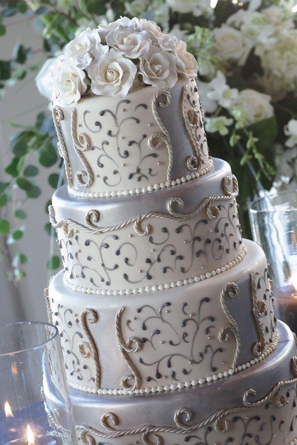 زفاف - White Wedding Décor Ideas