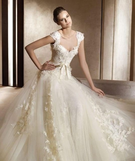 Wedding - wedding dress