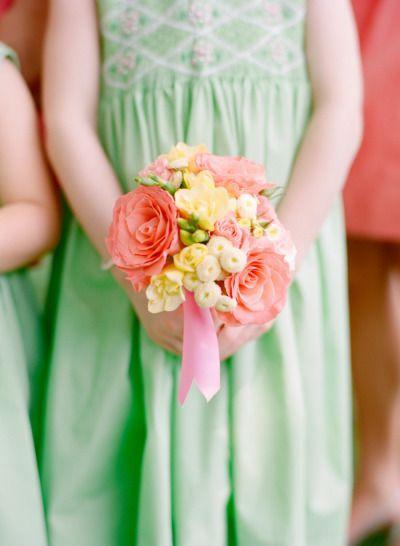 Hochzeit - Fresh & Romantic Leesburg Wedding