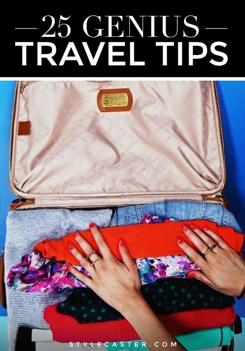 Wedding - Travel 101: 27 Briliant Tips For Booking A Trip, Packing, And Vacationing
