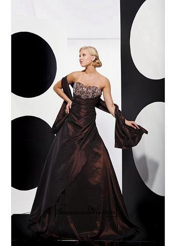 Свадьба - Beaded Ball Gown