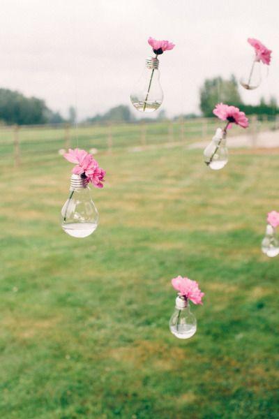 Свадьба - Rustic DIY Backyard Wedding In Vancouver