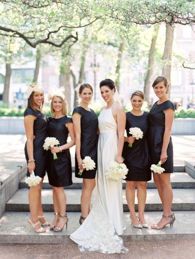 Wedding - Chic Chicago Wedding At The Museum Of Contemporary Art