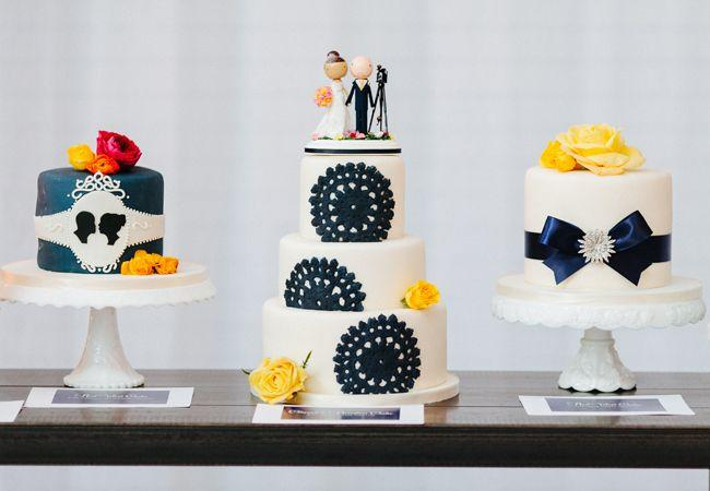 Mariage - Weddings-Cakes