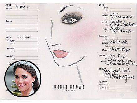 Свадьба - Kate's Wedding Day Makeup: Get The Look!