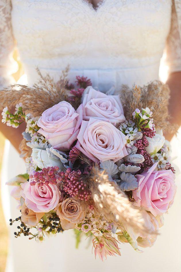 Hochzeit - Weddings-Bride-bouquet