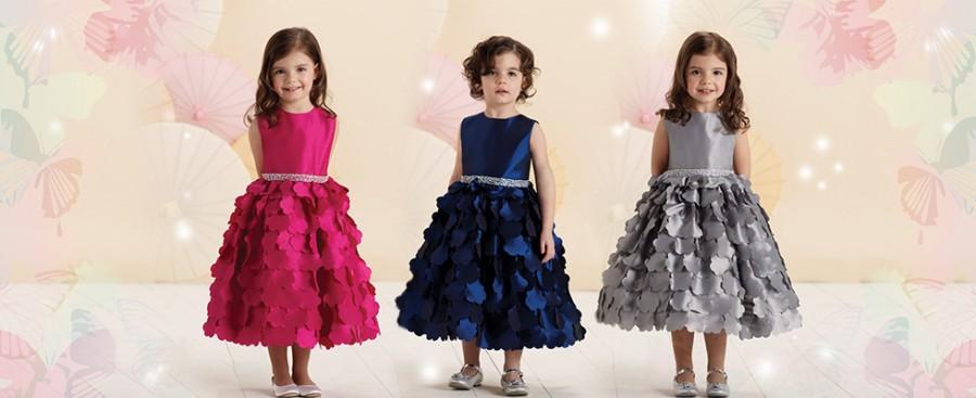 Hochzeit - Perfect Flower Girl Dresses Fall 2014 - RosyGown.com