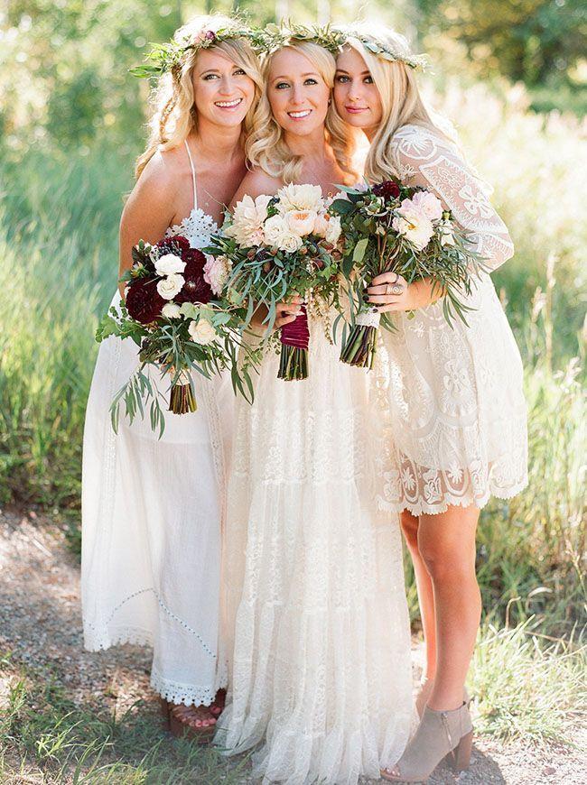 Wedding - Bohemian Aspen Elopement: Maggie   Zach