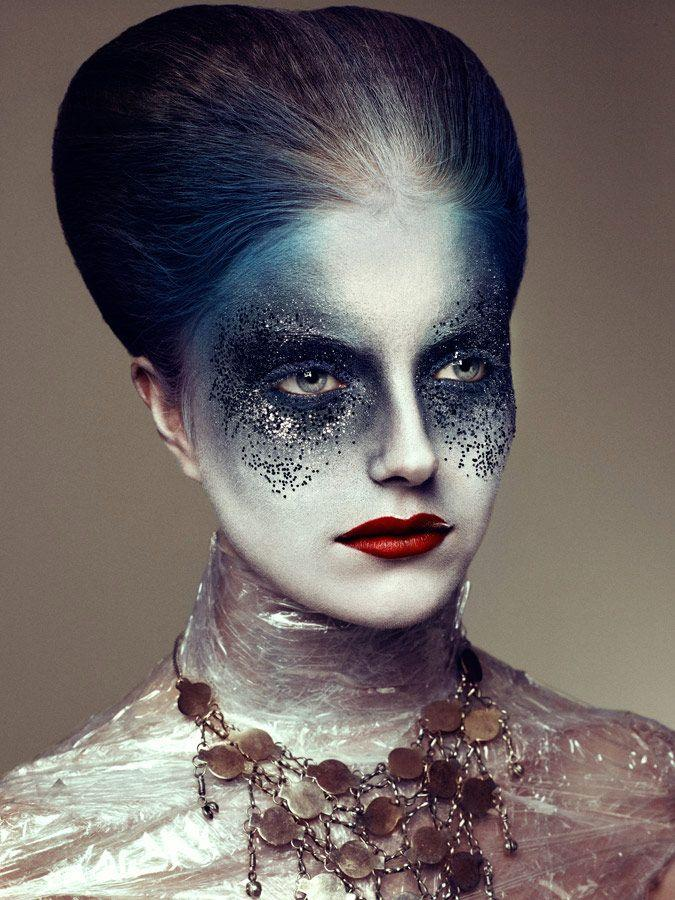 Свадьба - Extreme, Strange, Bizarre, Unique Makeup Looks, Tips And Tutorials