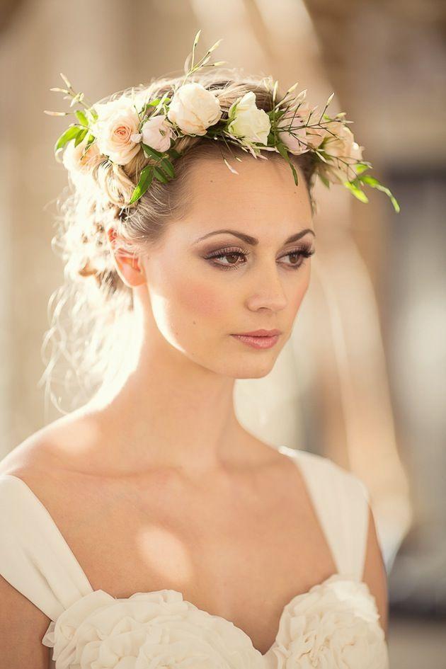 زفاف - Wedding Hairstyle