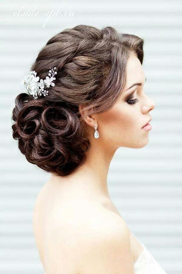 Свадьба - Brides With Sass Hair Styles
