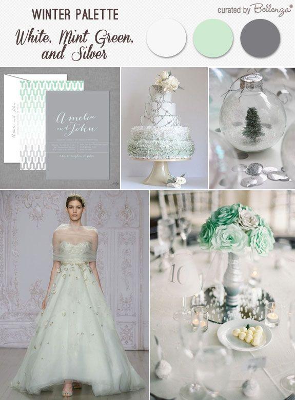 Mint Wedding Mint Green Weddings 2195634 Weddbook