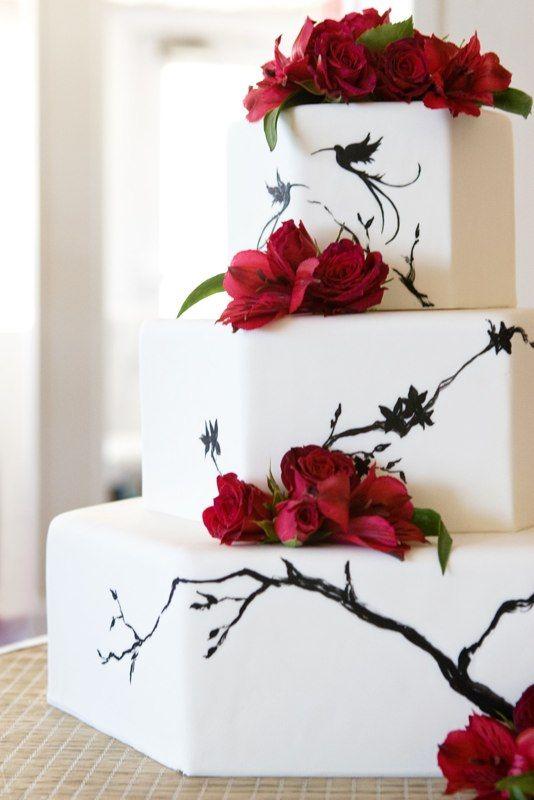 ae512d5ddd29 Japanese Cherry Blossoms Wedding Inspiration  2195751 - Weddbook