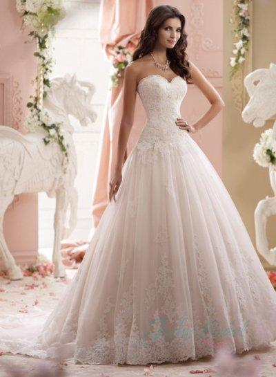 Pink Wedding Dress Dream Meaning : Jol fairytale dream blush pink princess tulle ball gown