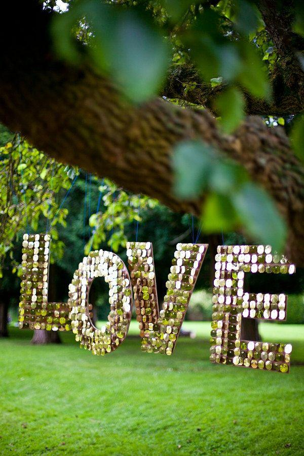 To buy shimmery love letters wedding hanging decor prop for S letter decoration