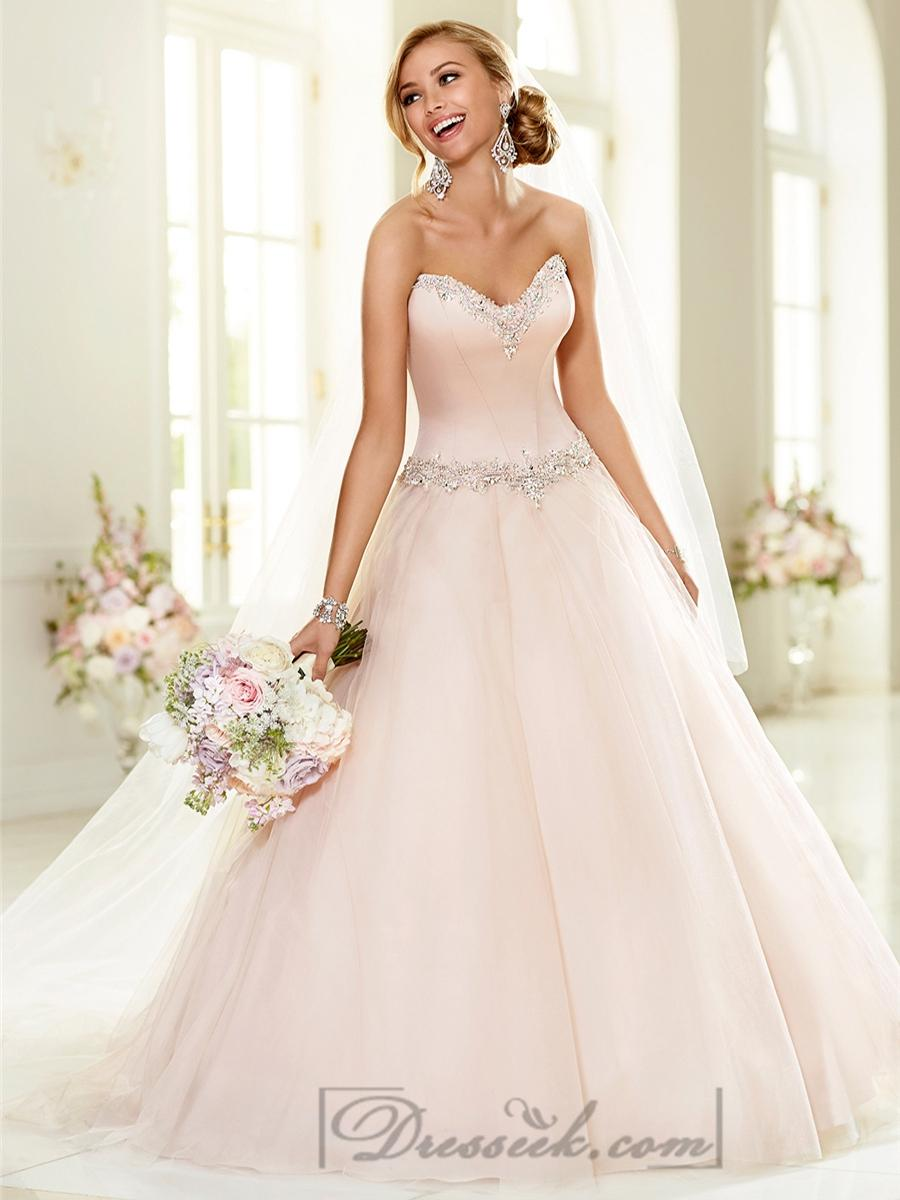 Elegant ball gown wedding dresses for Elegant ball gown wedding dresses