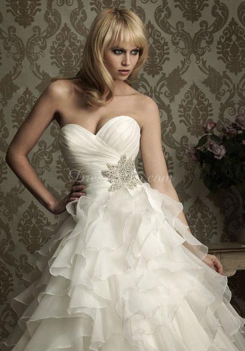 زفاف - wedding dress