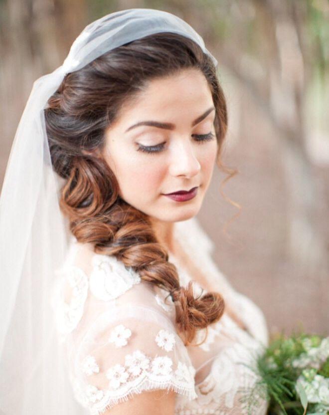 Свадьба - Weddings-Bride-Veil