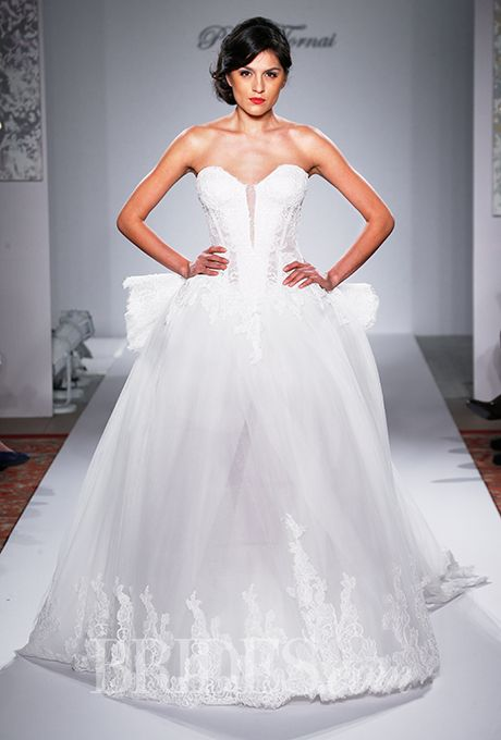 Runway Wedding Dresses 2015
