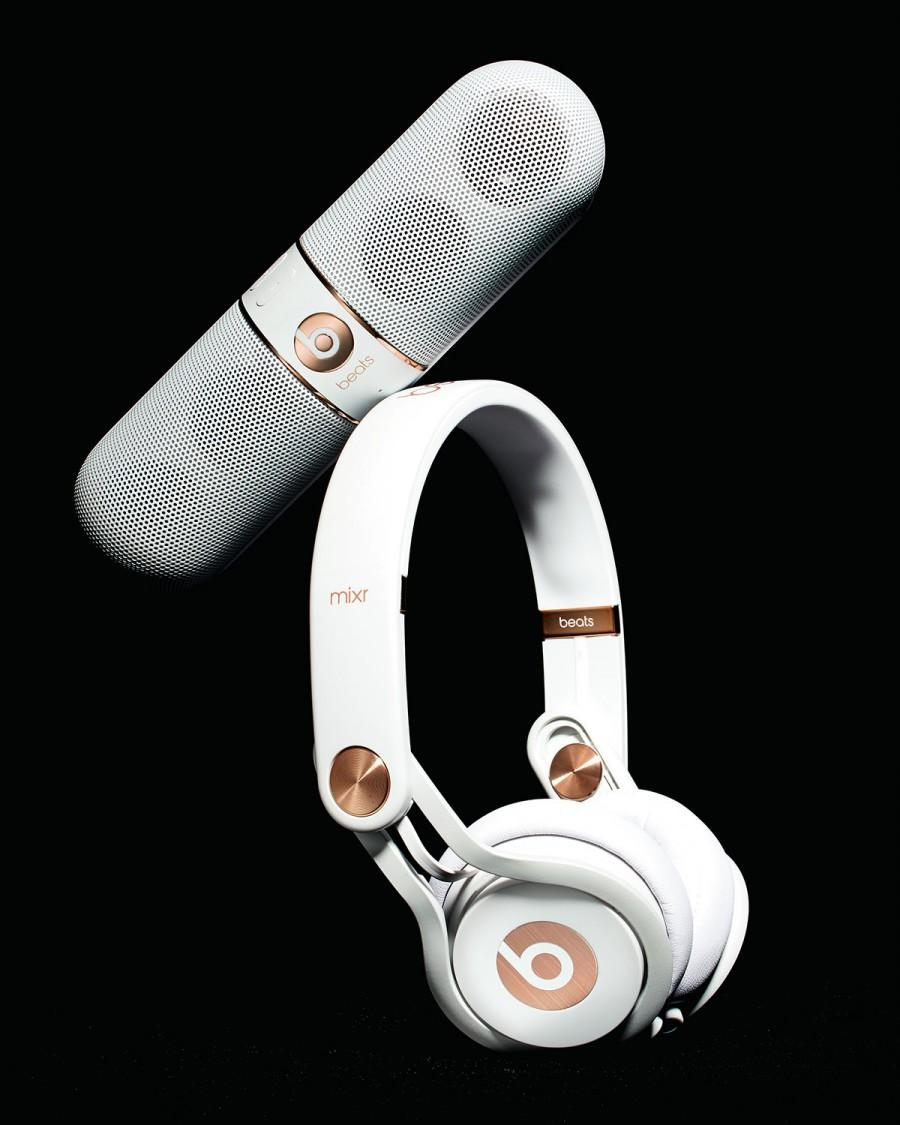Свадьба - Beats By Dr. Dre 				 			 		 		 	 	   				 				Rose-Gold-Tone On-Ear Headphones & Pill Speaker