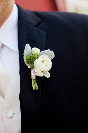 Hochzeit - Boutonnieres