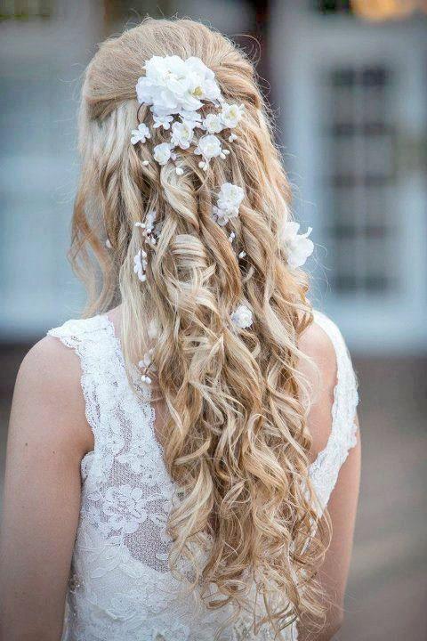 Свадьба - ♥~•~♥  ► Hair *•..¸♥☼♥¸.•* And Accesories