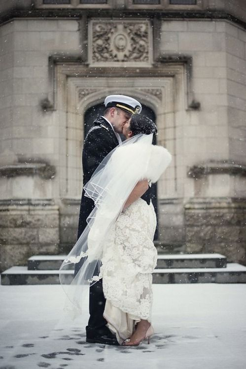 Wedding - Fall wedding photo
