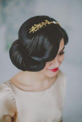 زفاف - Wedding Hair For The Big Day..
