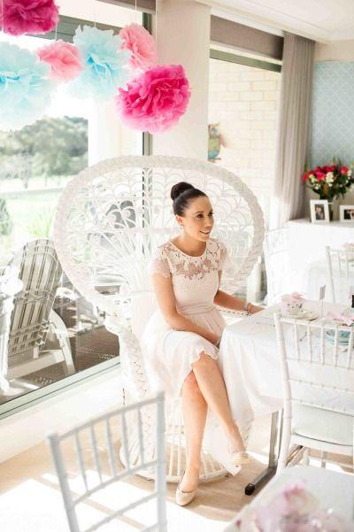 Свадьба - Afternoon Tea Bridal Shower