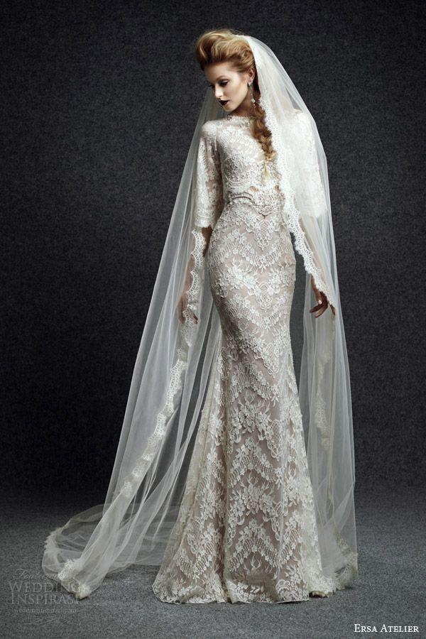 Свадьба - Ersa Atelier Wedding Dress