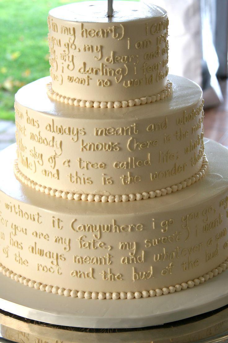 زفاف - Lets Eat Cake!