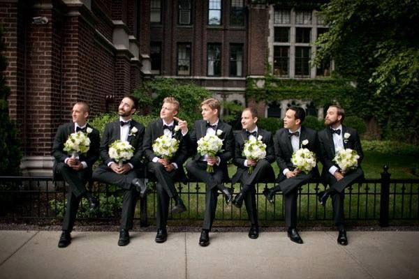 Wedding - (Groomsmen)