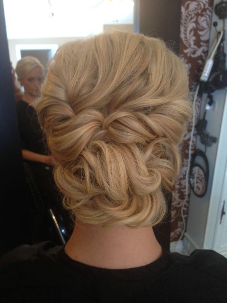 Wedding - A Bridesmaid's Hair